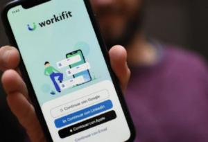 Startup - HR tech - Workifit app
