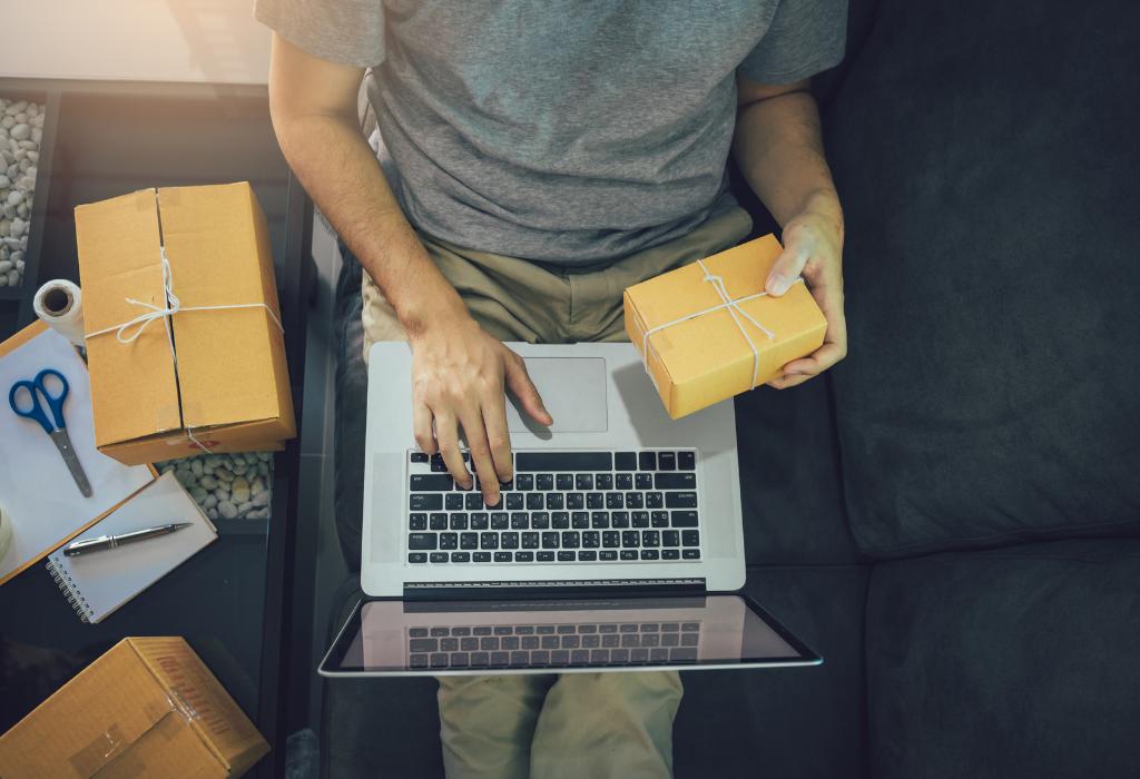 Comercio electrónico - modelos de negocio - startups