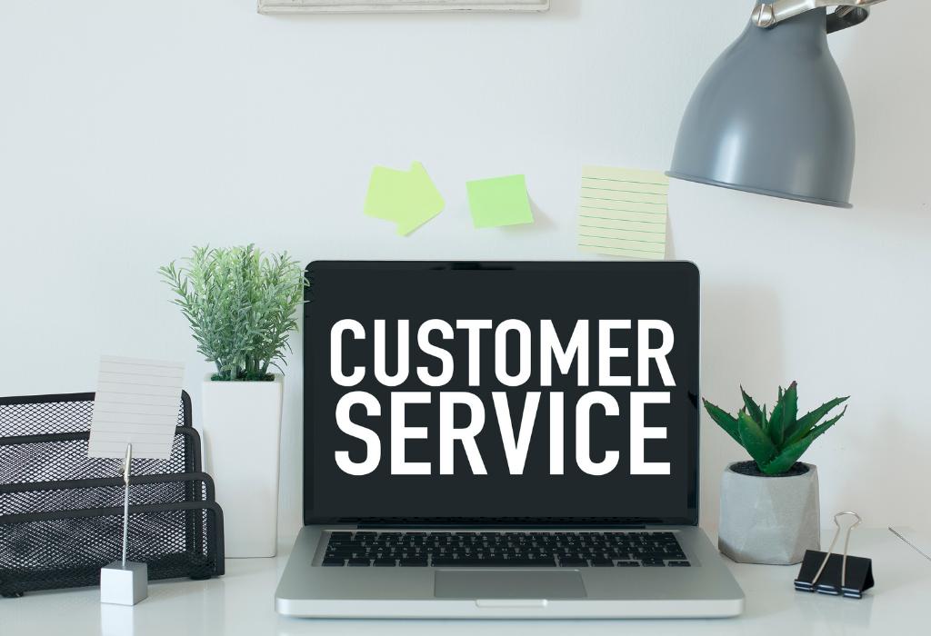 Customer service - clientes - comercio electrónico