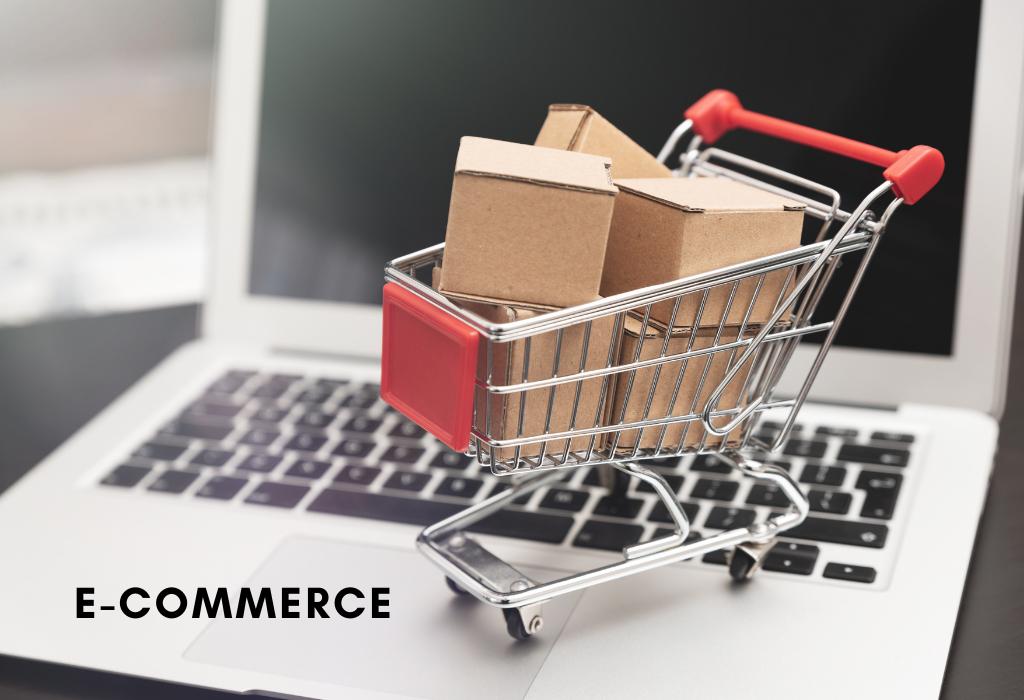 E-commerce. Dashboard para e-commerce. Acanof